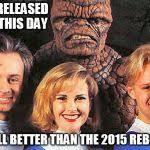 Fantastic Four Meme Generator - Imgflip via Relatably.com