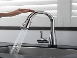 Delta Touch Kitchen Faucet Kitchen Faucets Touch Kitchen Faucet With Delta 980t Sssd Dst
