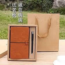 Yangxuqiyuan <b>Business</b> Notebook, High-end <b>Gift Box Set</b> ...