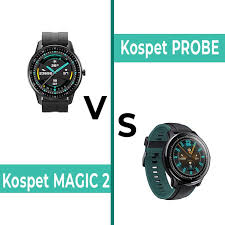 <b>Kospet Magic 2</b> Vs Kospet probe in 2020 | Smart watch, Probe, Magic