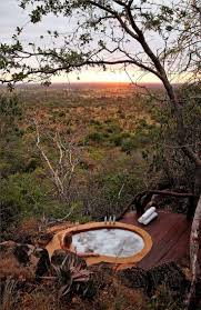 images safari bathroom oudoor a marvelous safari lodge with stunning views of the open plains
