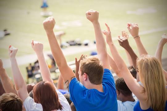 Colts pregame event