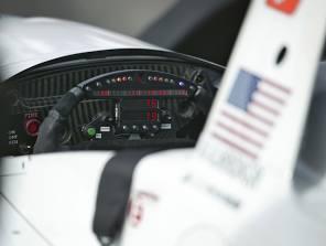 Virtual IndyCar racing
