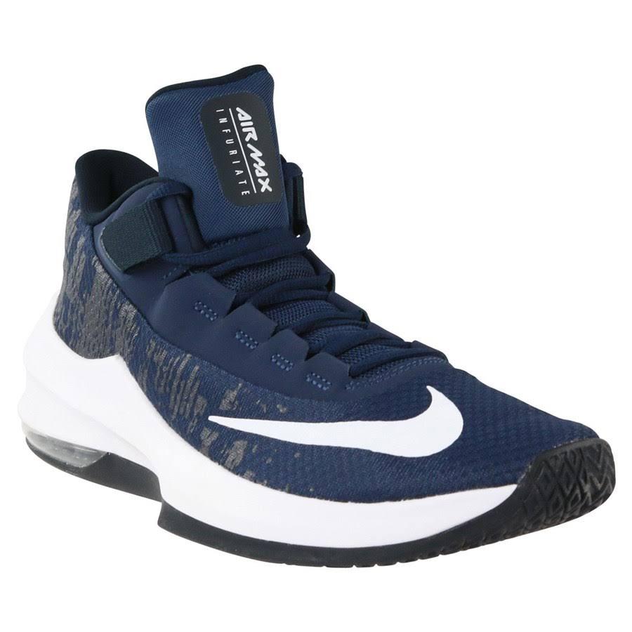Mavi 2 Air Mid Aa7066 Infuriate Max Ayakkabisi Basketbol Nike 404 pzw1nZ