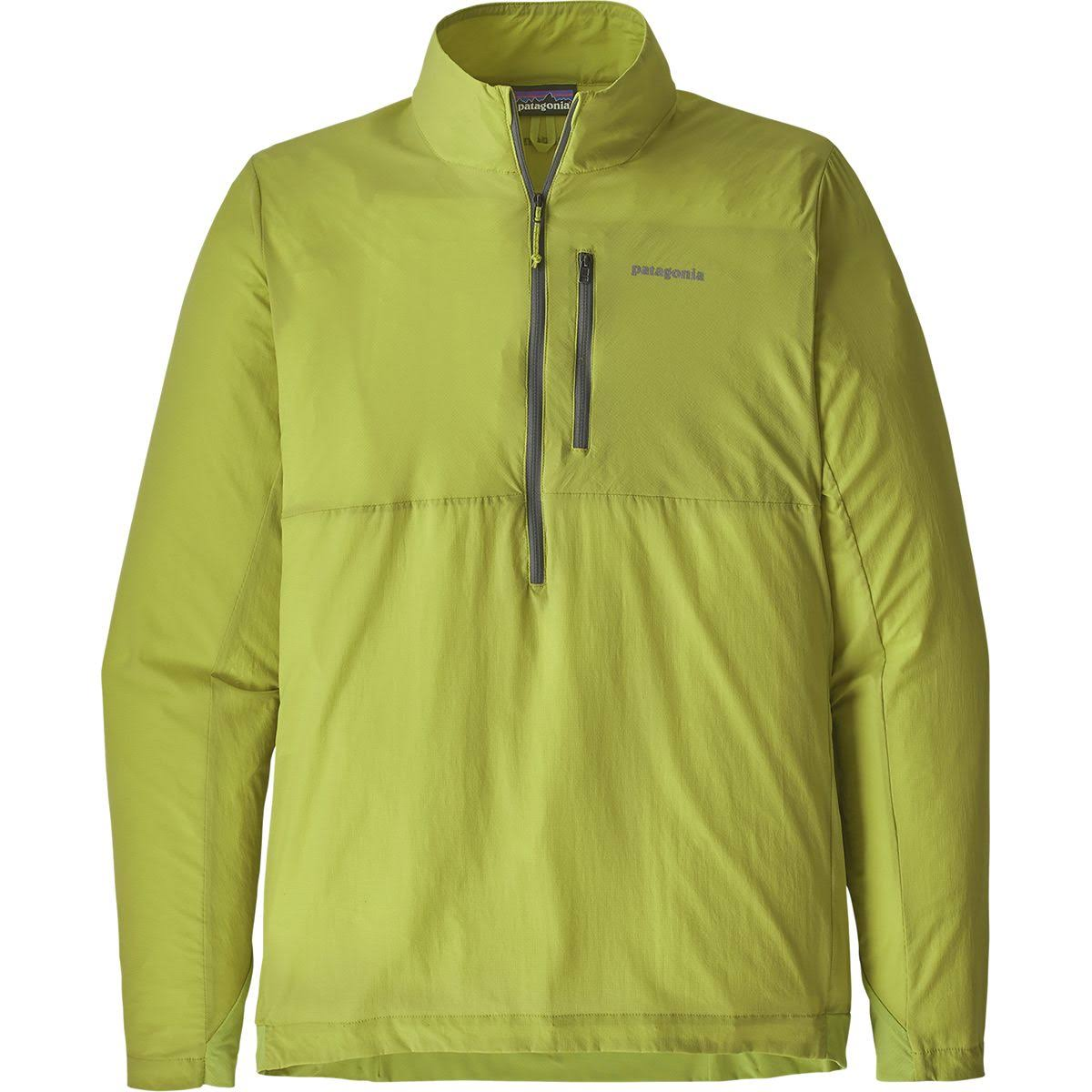 Para Folios M Patagonia Verde Verde Pullover Hombres Airshed qFFOxtwv