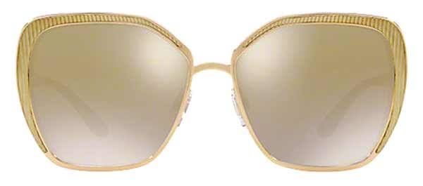 Dorado 02 Gabbana 6e Dg2197 Dolce amp; Degradado Marrón tXgWqwnR5x