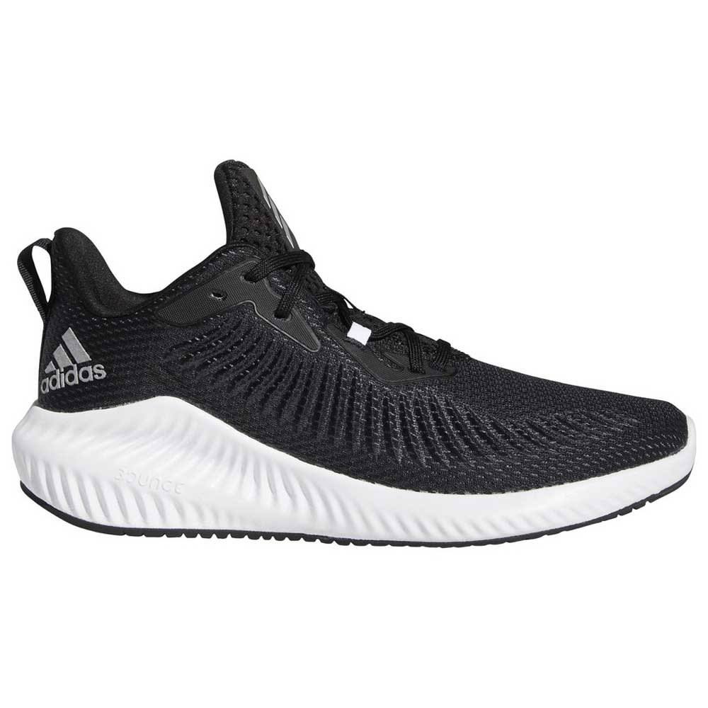 Adidas Alphabounce 3 Men's Trainers - Black/Silver