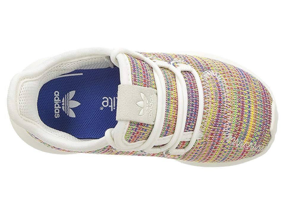 Jungen 5 Größe Pink Shadow Kids Adidas 0 'toddler Tubular Freizeitschuhe Weiß Gelb n4wXxfHz