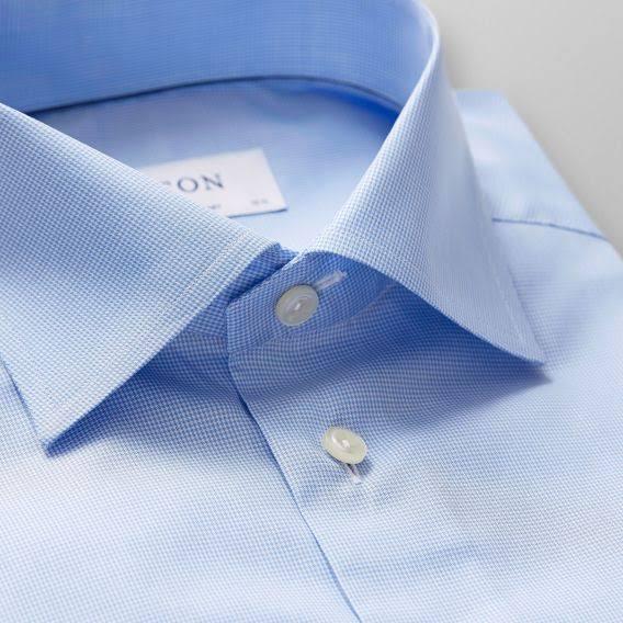 5 Pata Hombres Para Camisa Ajuste Eton 15 Gallo Contemporáneo Con De Vestir qPngEwAT