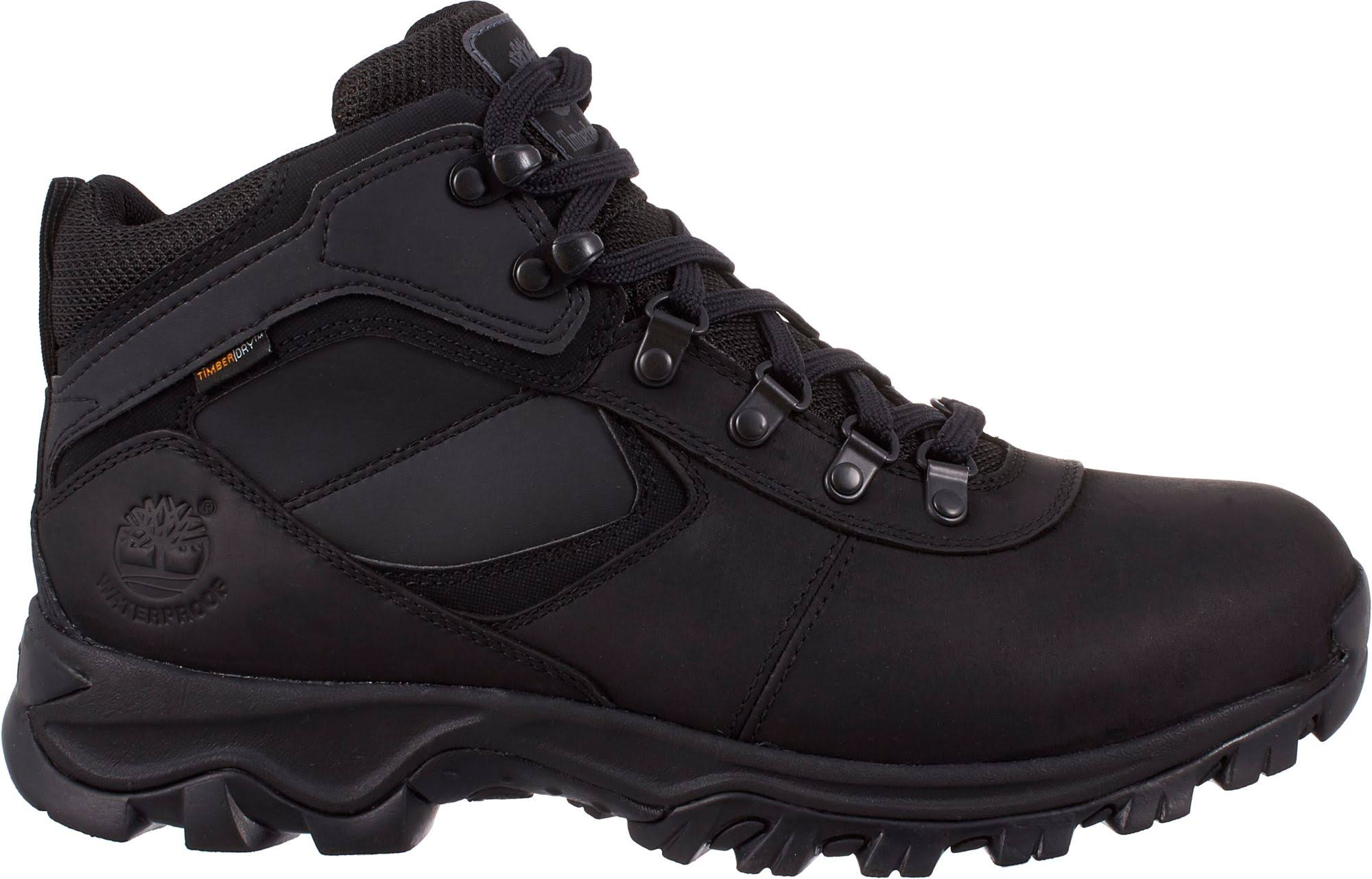 Maddsen 9 5 Size Black Men's Mid Timberland Mt OYxZ1wqvE