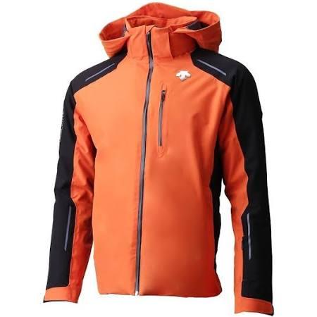 L Challenger Aislada Esquí Descente Hombre Chaqueta Black De Para Blaze Orange wUZPB7Hxq
