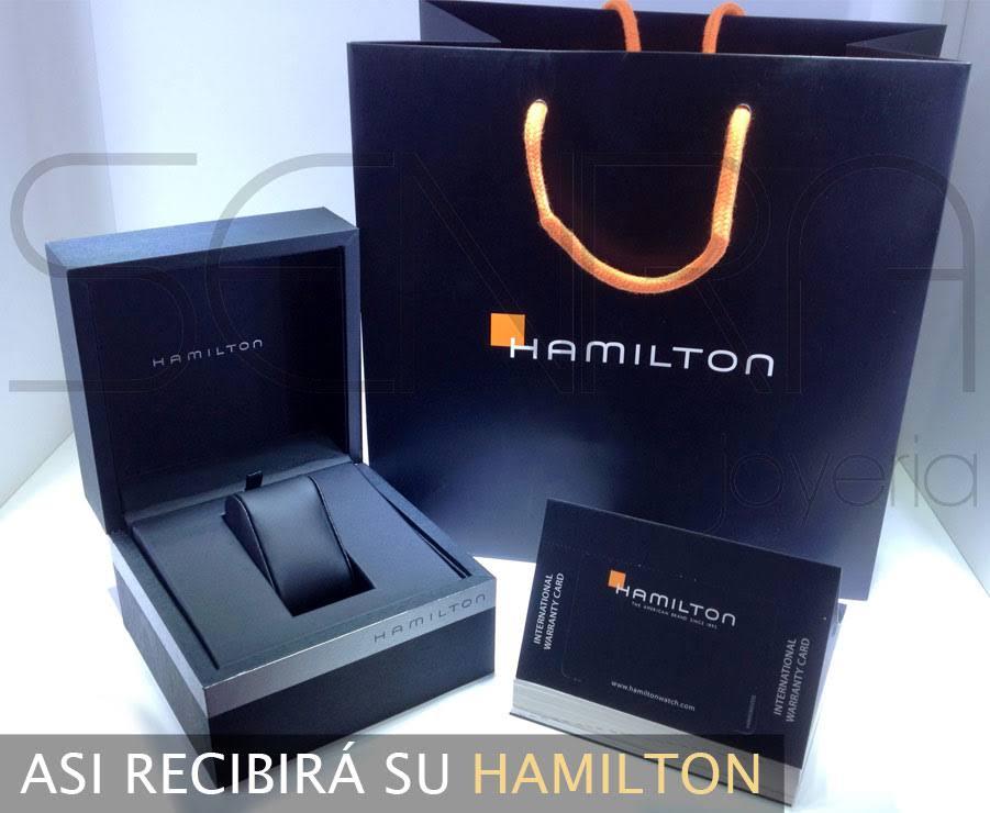 Hamilton American Classic Intra-Matic auto H38755781