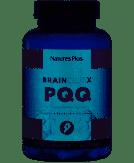 Natures Plus BrainCeutix PQQ Pyrroloquinoline Quinone 20 mg. 60 Capsules