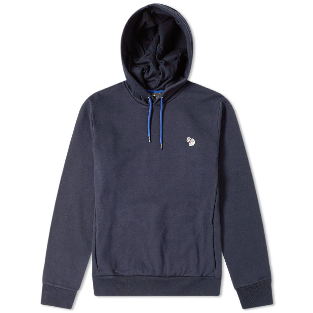 Paul Navy Zebra Hoody Popover Smith zrwHqzP