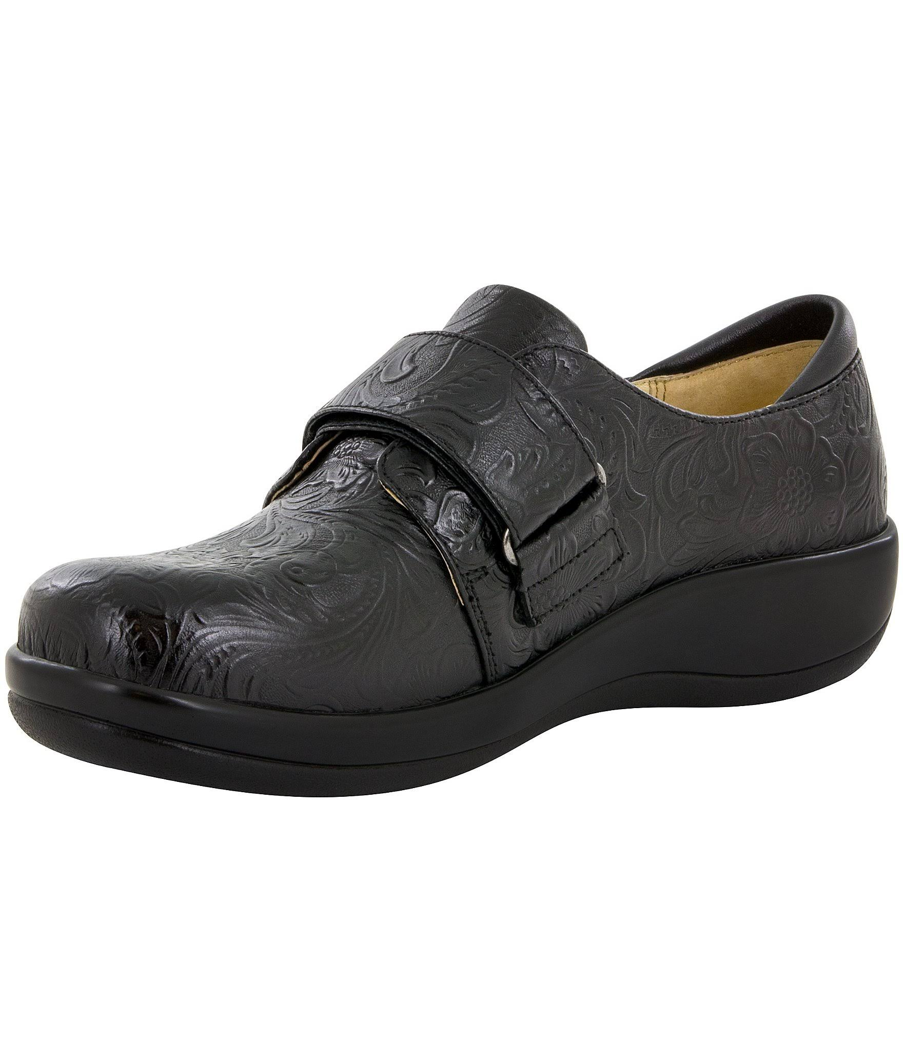 Tar Alegria Joleen 39Nero Tooled Shoe eQrxCdBoW