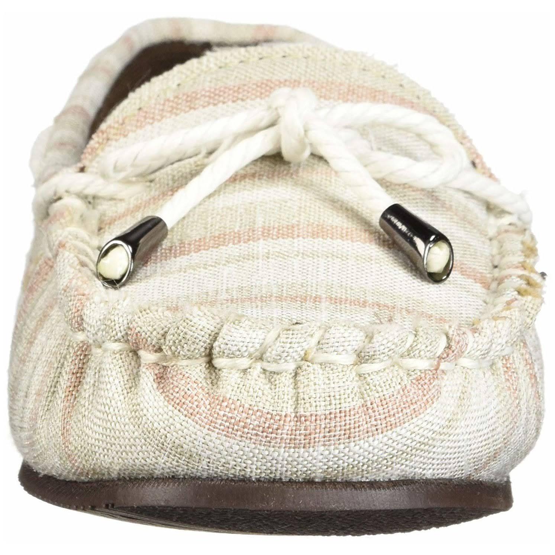 Beige Sabrina Lamo Moc Castaño Ew1361 Ii Mocasín Mujer Zapatillas Para qvzwPP