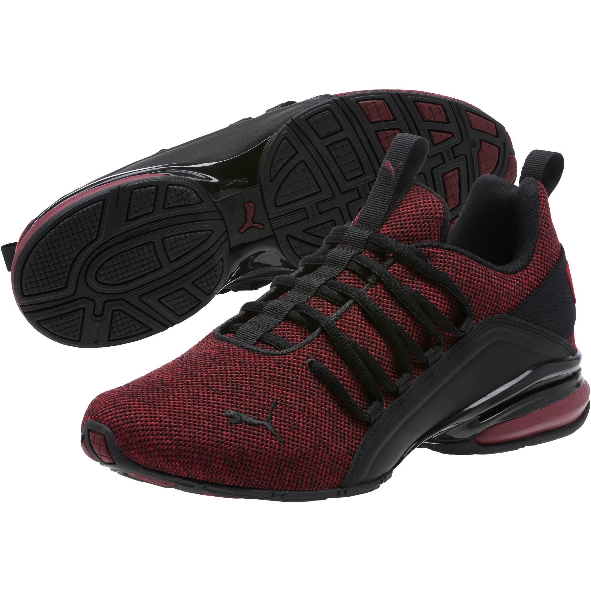 Las Axelion Tamaño En Borgoña Shoes Escenario 9 Athletic Tiendas Del 5 Puma 6wg1d8q1