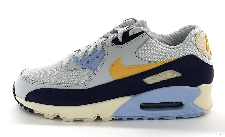 Pure Hombre Platinum Aj1285008 Zapatos Ochre Para Yellow 13 Tamaño Max Nike 90 Air wnqx4zz6