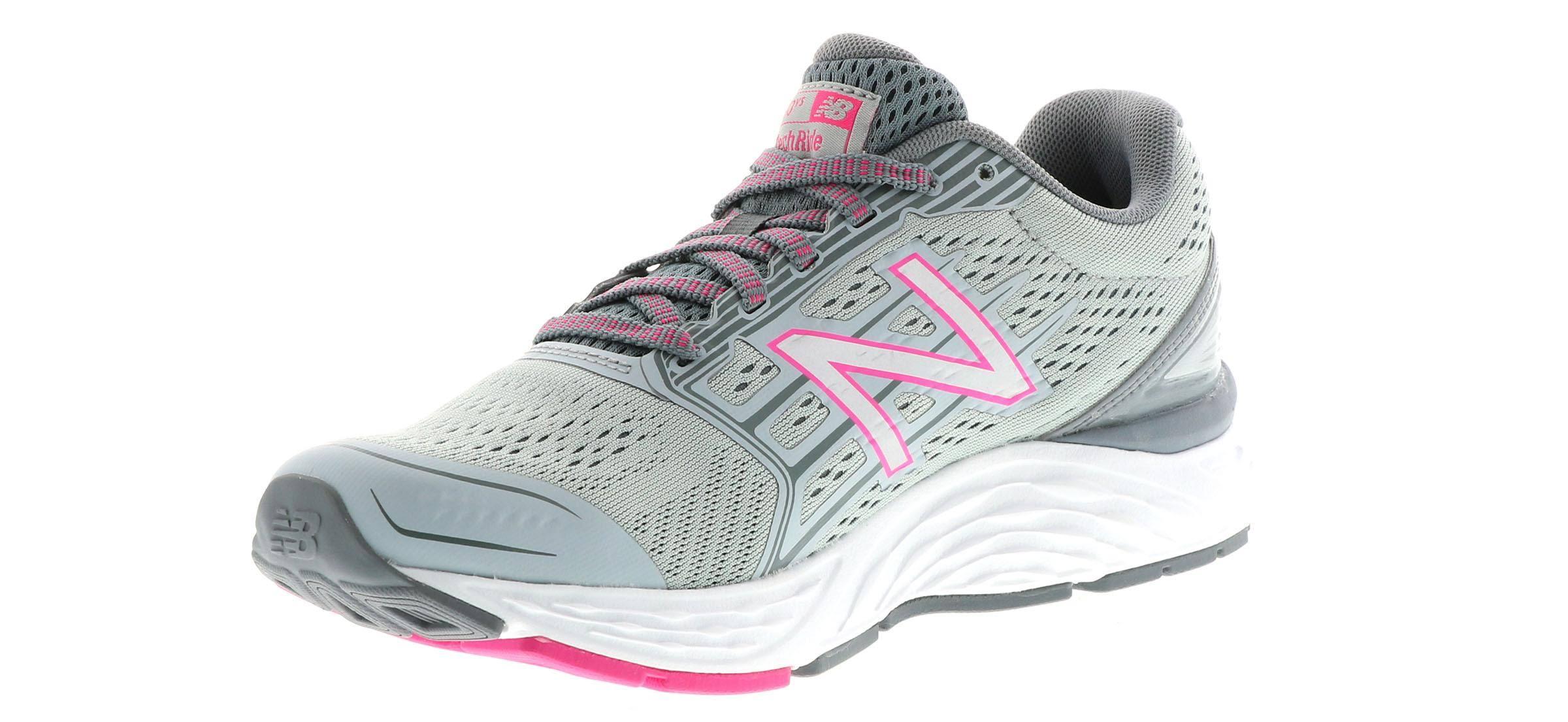 Visón 6 Zapatillas Balance New Running D Para Rosa Mujer W680lg5 De Plateado vrqSnIq0