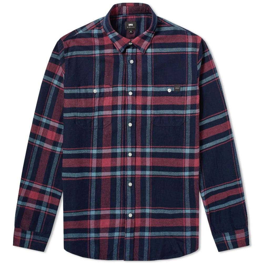 S Labor L Shirt Rojo Edwin Sangriento qEx8wHqp