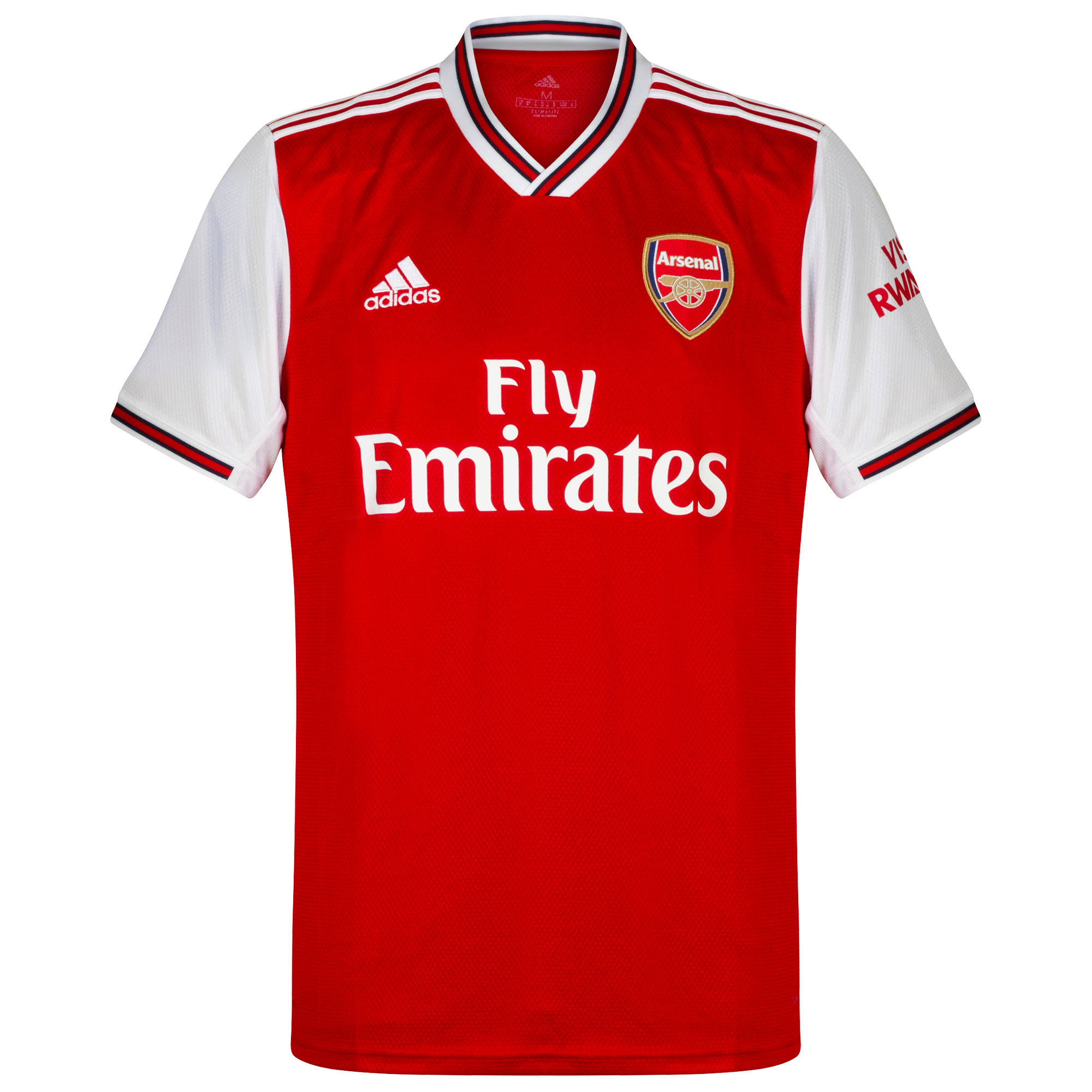 2019-2020 Arsenal Adidas Home Football Shirt