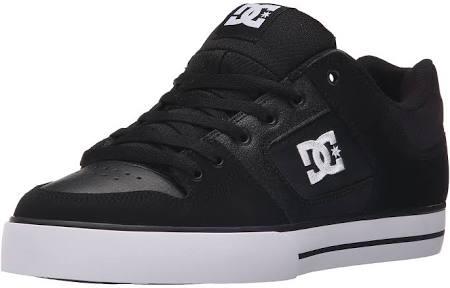 Pure Shoes blw Skateschuh Leder Runde Dc Men Zehe 300660 a7BxRRw