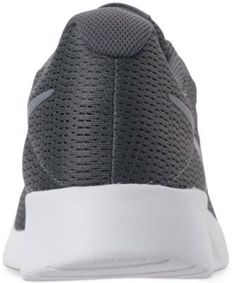 Grey cool Tanjun Nike Grey Skate Mens Sneakers Dark Bg7XxOXw