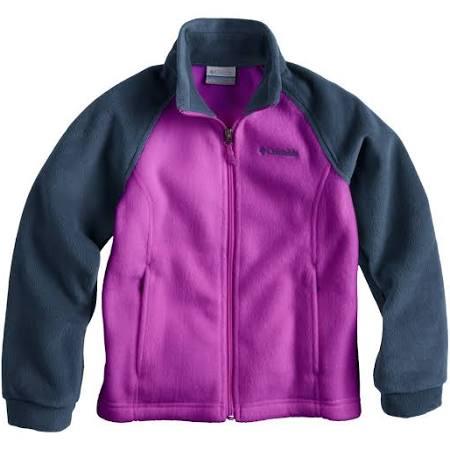 Fleecejacke Größe Purple Lt 4 Lakes Columbia Mädchen 18 Xxs Three Leichte 4 5 xPw7wY