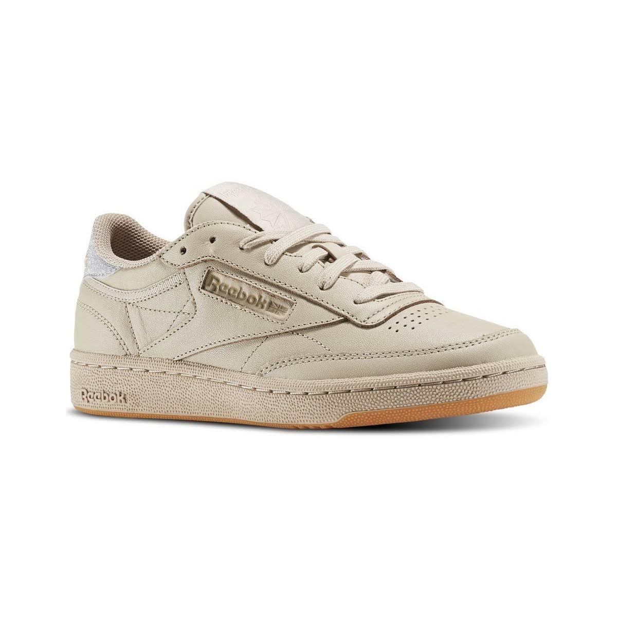 C SneakersdamesBeige Lage Reebok Club Diamond Sport 85 lFKTc3J1