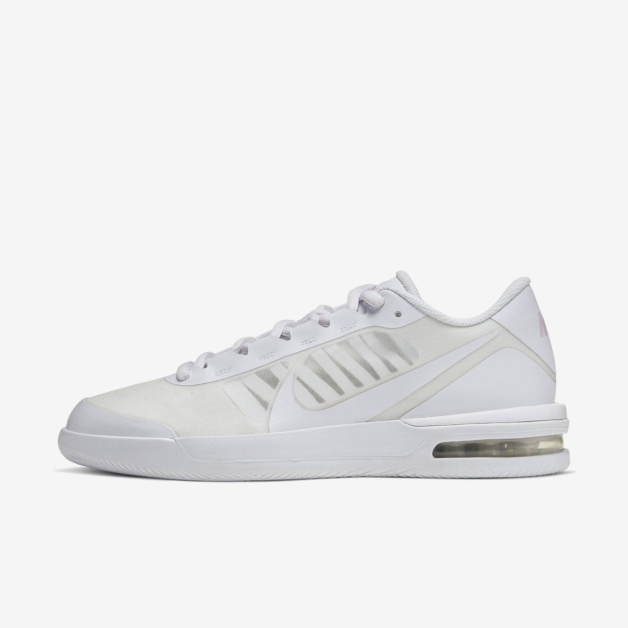 NikeCourt Air Max Vapor Wing MS Women Tennis Shoes White  dRHBdx8