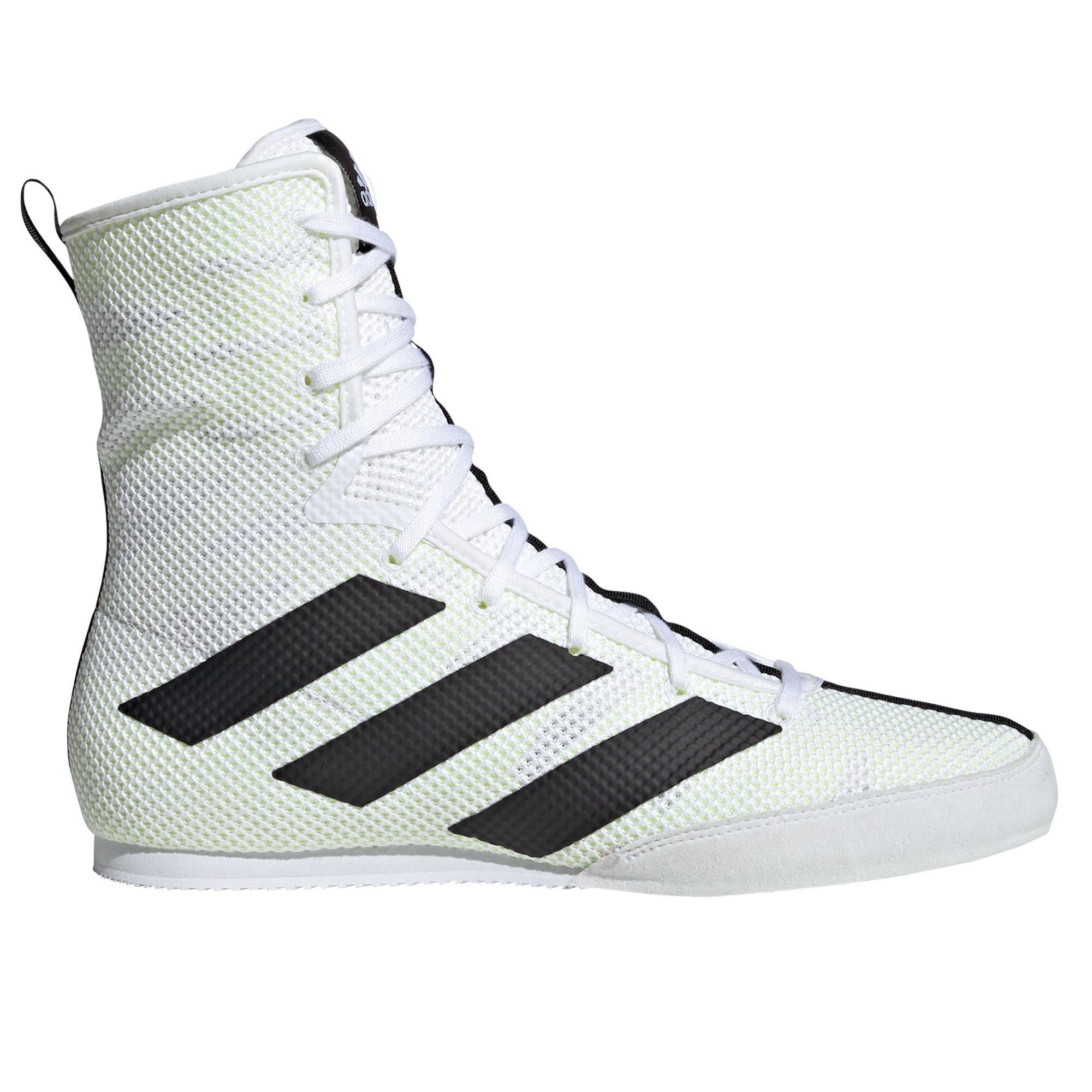 Adidas Box Hog 3 Shoes Boxing - White