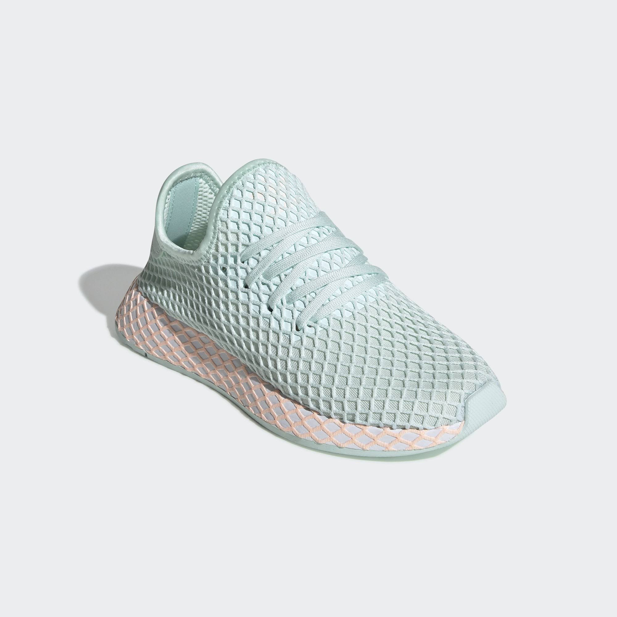 Ice Mint Adidas Grün clear Deerupt Orange ftwr White Türkis Originals Sneaker Runner ice Orange Cg6841 azOawrAq