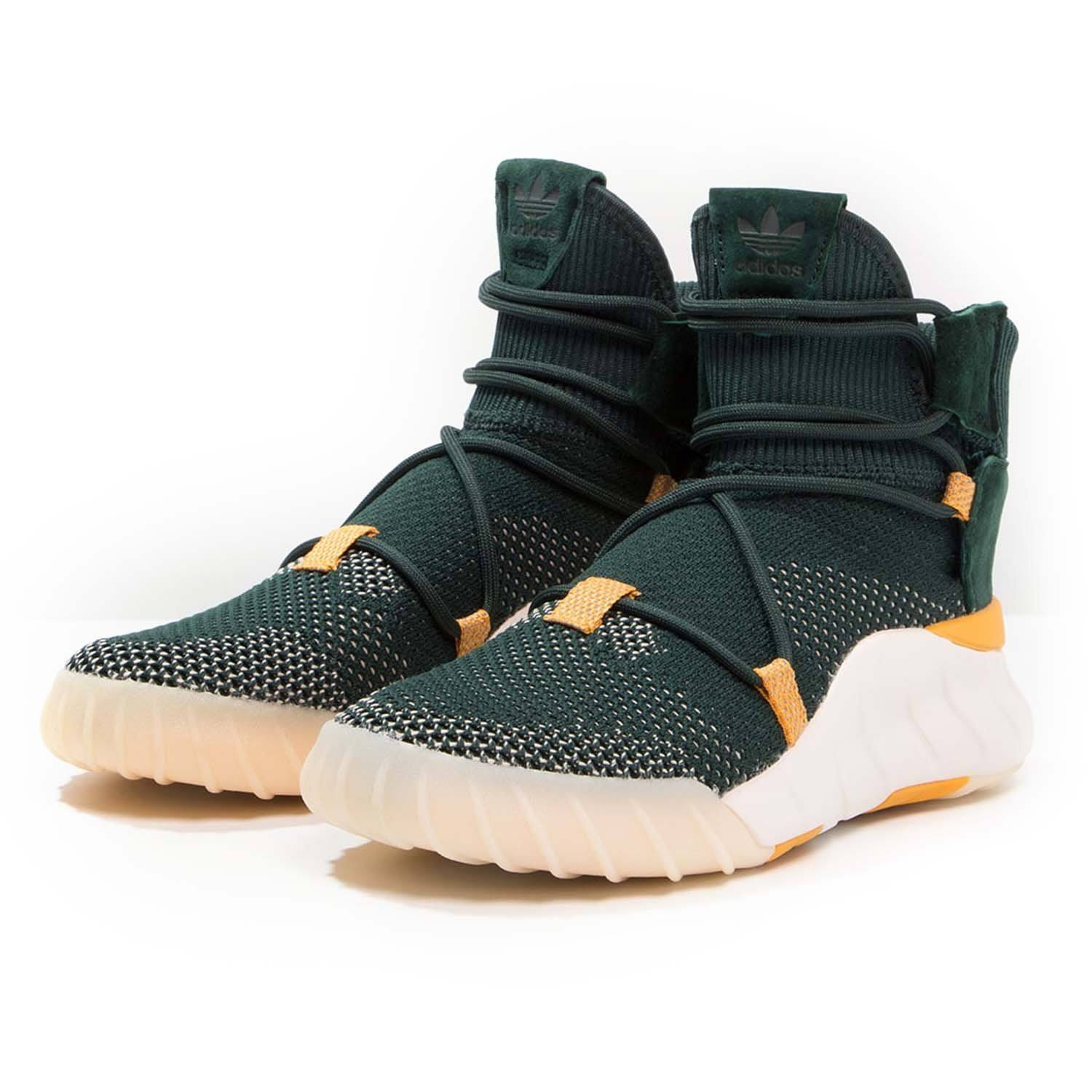 0 Tubular Cq1376 Zapatillas X Sz 2 Night Yellow 12 Green Adidas Originals Primeknit aqRwXf