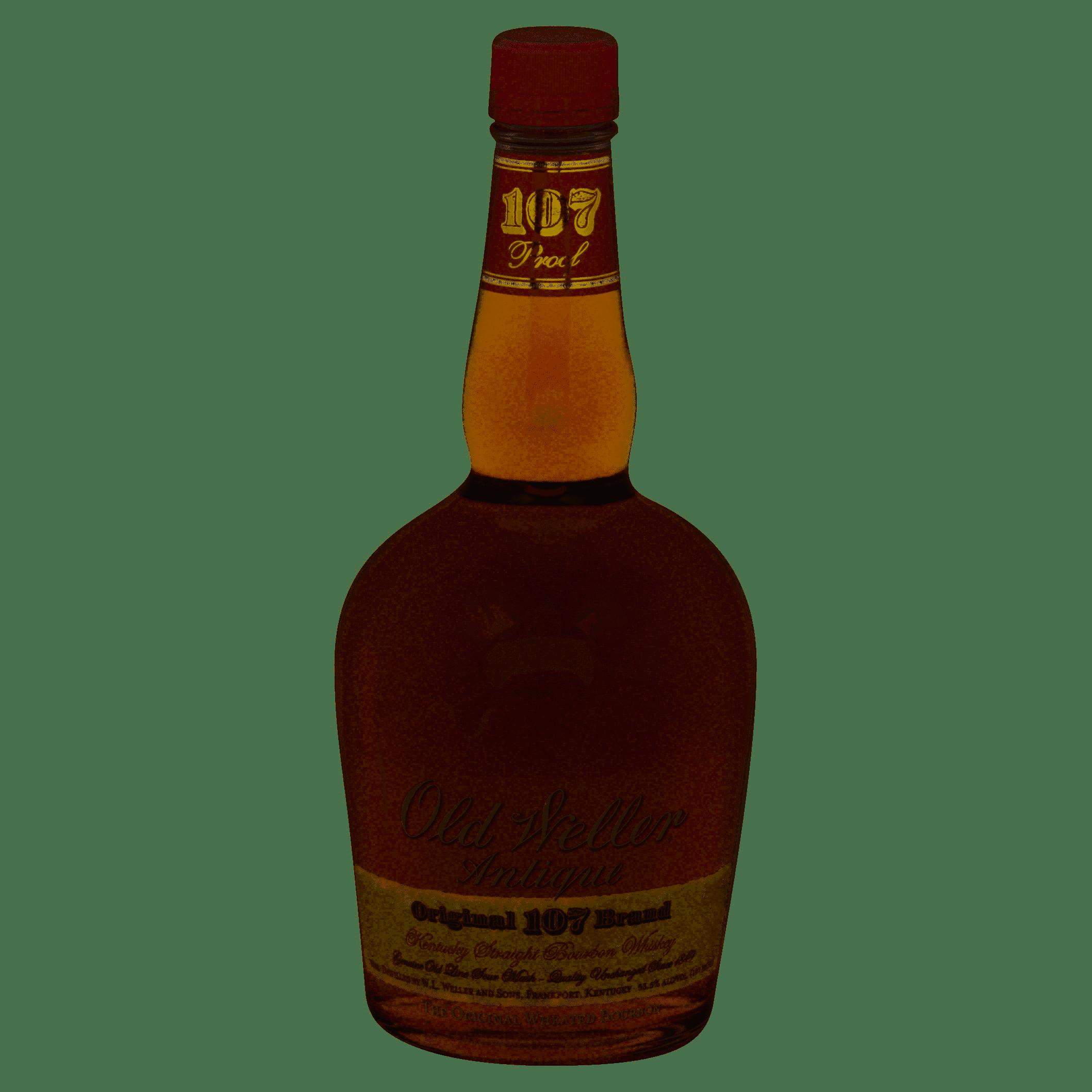 W.L. Weller Weller Antique 107 Bourbon