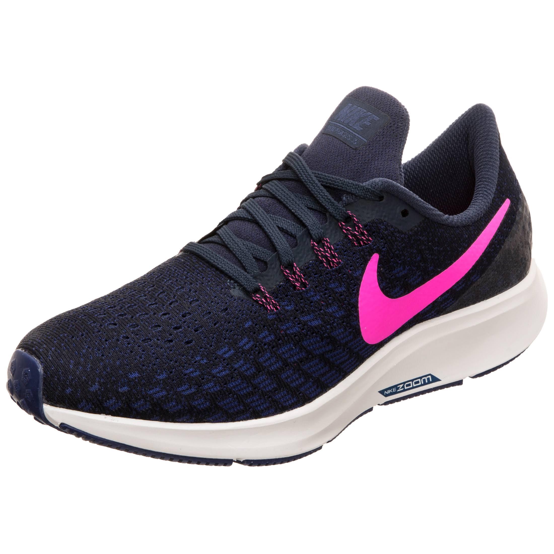 pink Zoom Pegasus Damen Air Blau Für 35 Dunkelgrau Laufschuhe Nike TzwqE5x