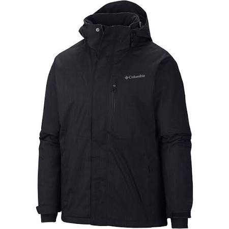 Columbia Grande Chaqueta Negro Para Alpine De Hombre Color Acción PxqqZ8wE