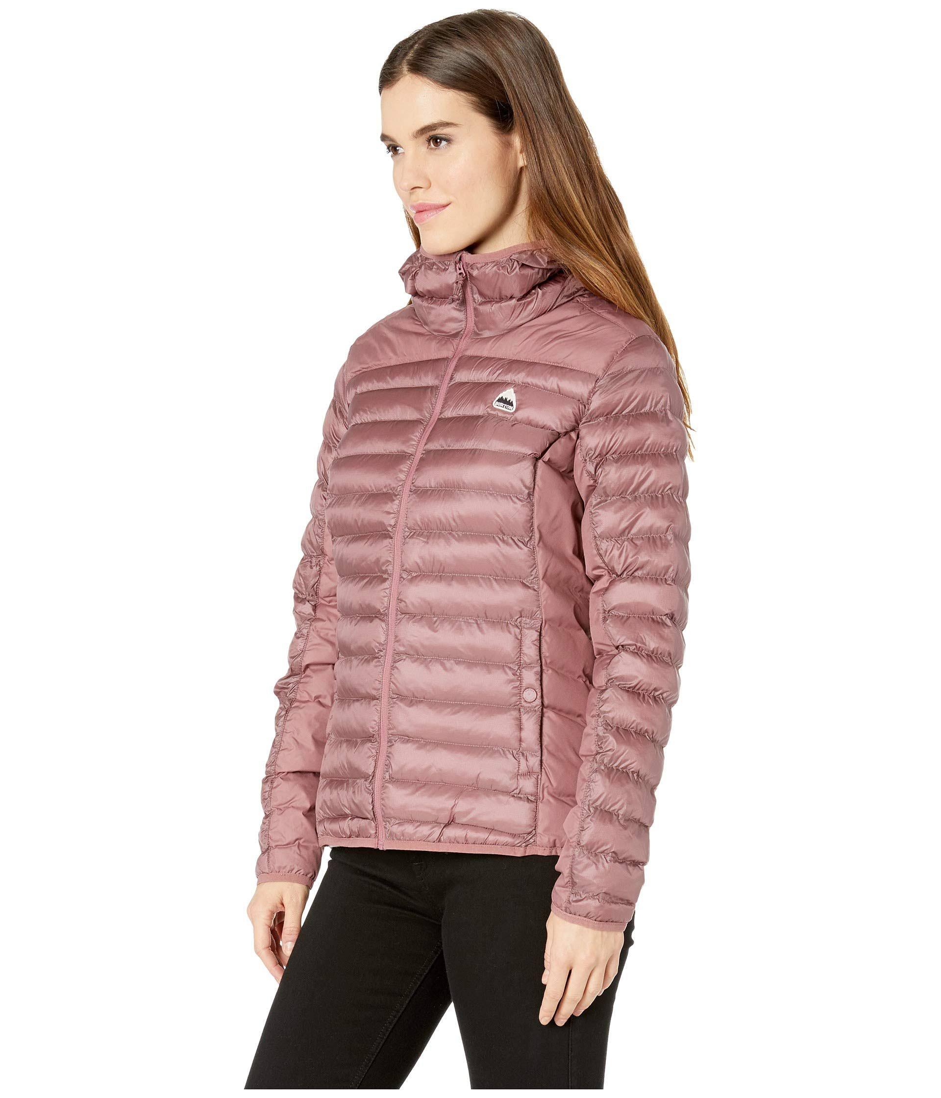 Hooded Jacket Evergreen Insulator Burton Synth Frauen PZvEWTng