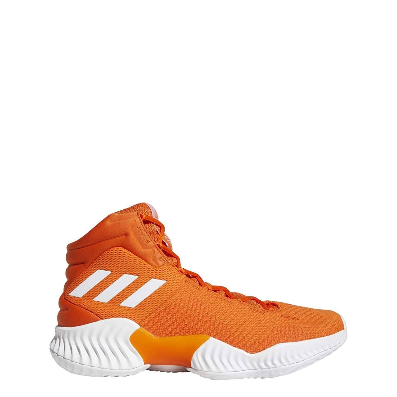Orange Weiß Basketballschuh 2018 Adidas Pro Herren Originals Bounce xU7qF