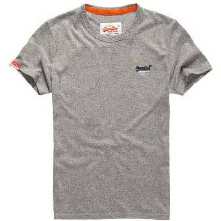M Emb Label Vintage Superdry Orange Tee q8XpwwOx