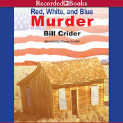 Red, White and Blue Murder: A Dan Rhodes Mystery, Book 13 (Unabridged) - Audiobook