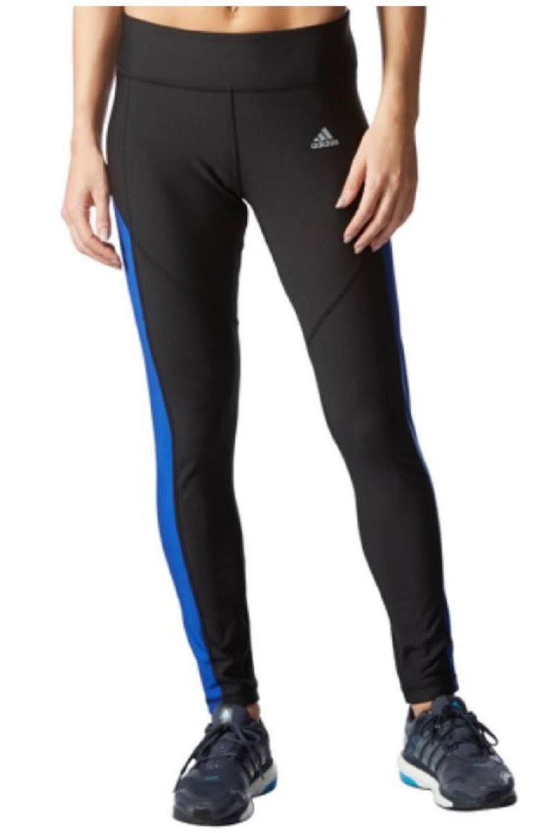 Ultimative Fleece Adidas Laufhose Climawarm Klein Schwarz Womens Blau 5q4CxA