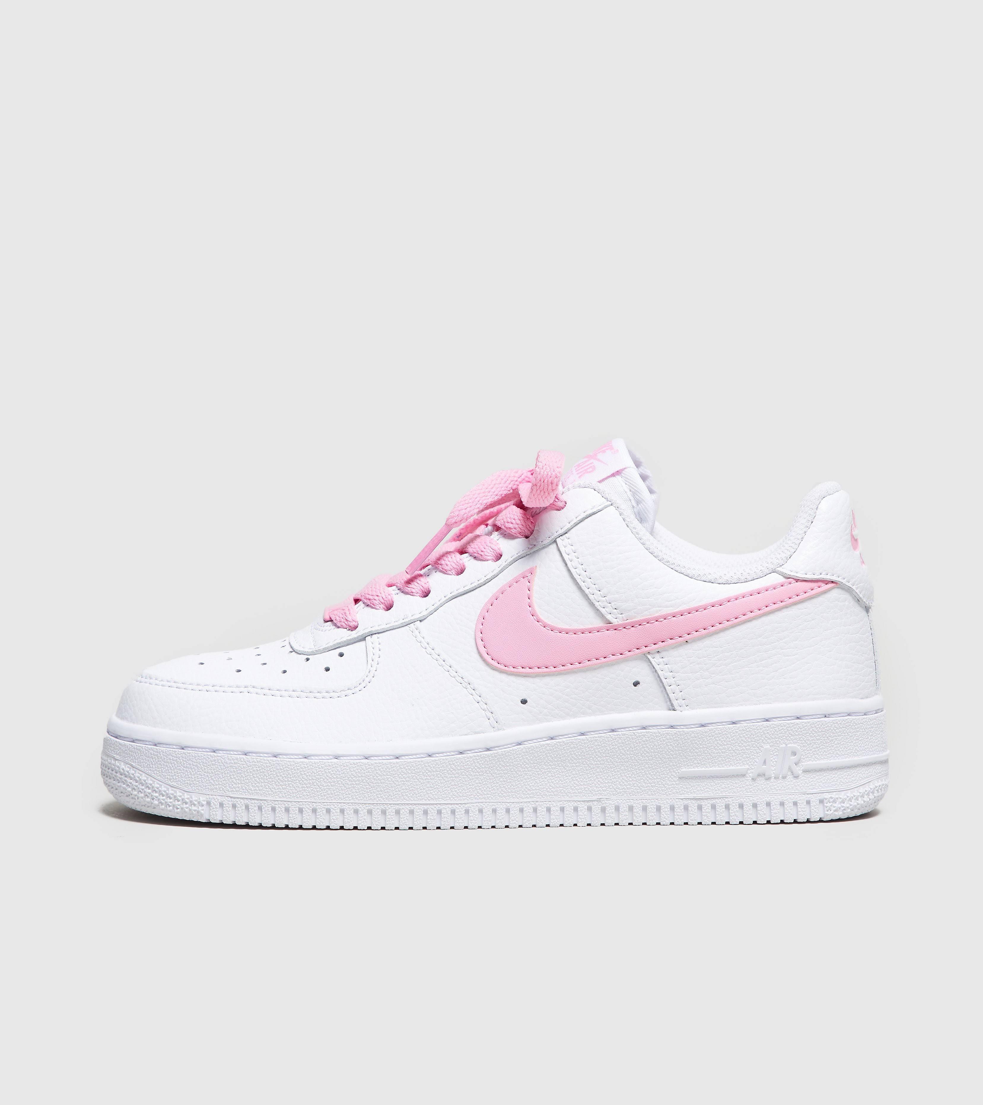 Force '07 Air Wmns white Sneaker Pink weiß Ess Nike Mehrfarbig psychic 1 Pink xIgEq66