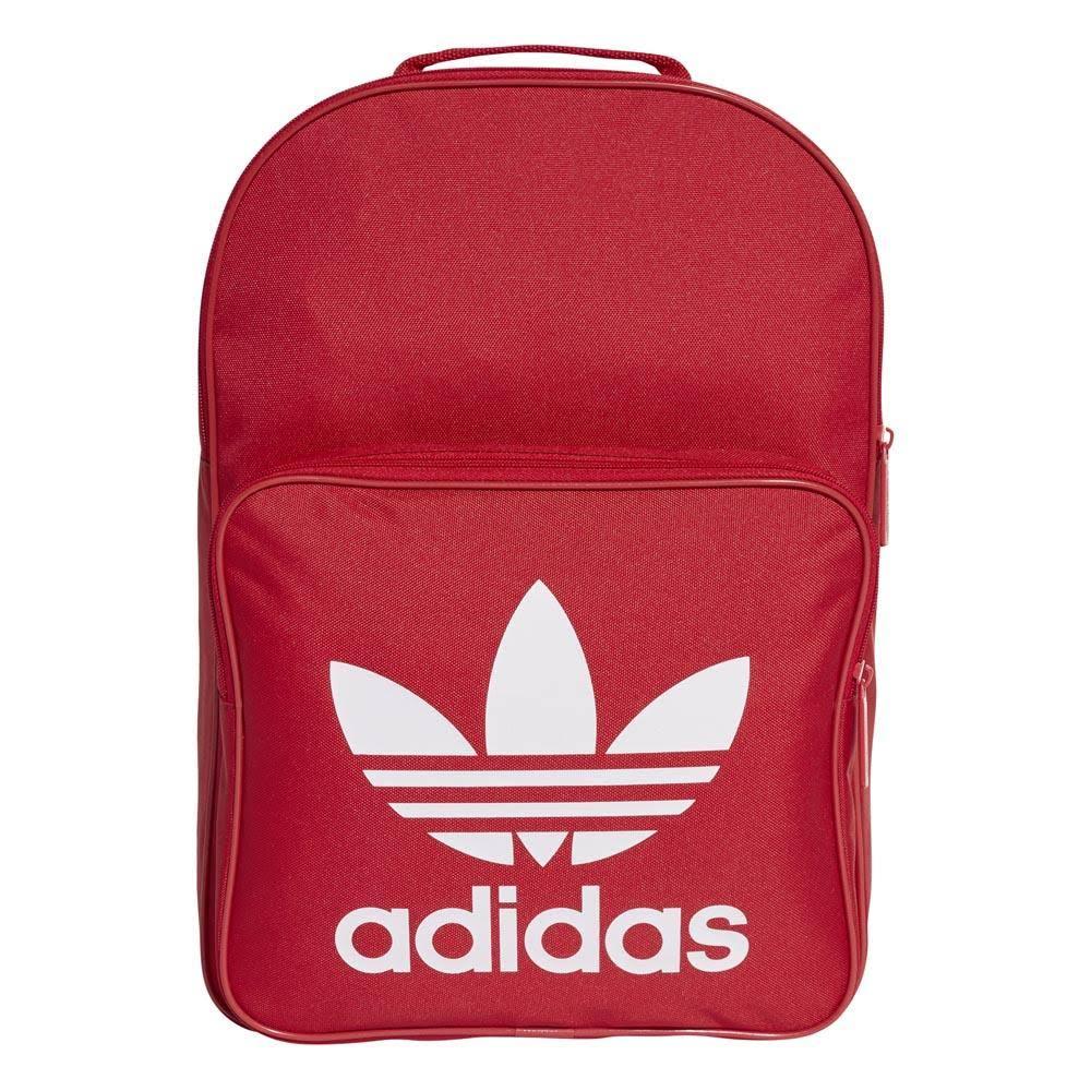 Adidas Clásica En Rojo Originals Mochila rqpSrwnA1