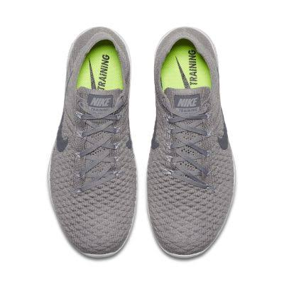 5 Tr Wmns white Gray Gunsmoke Flyknit Free Womens Nike Atmosphere Us 2 9 zPtxHc5q
