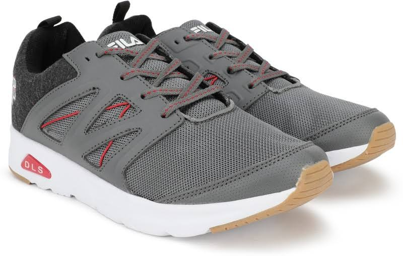 Grey Fila Ii Shoes Upper Sports Matrix Mesh nYwYzqZg