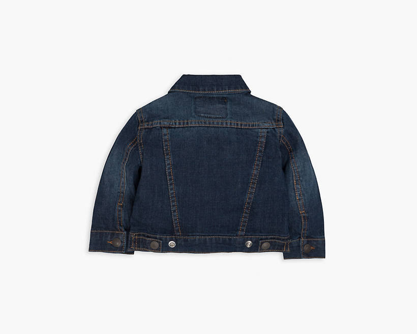 Baby 12 Jacket 24m 24m Levis Blue Hudson Trucker Jungen vgUwzqf