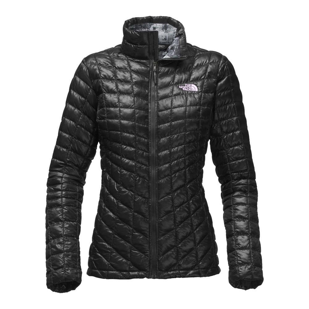 Thermoball Mujer Imprimir Negro Face Shiborini Jacket North Tnf Para The Fullzip vEwYcqwTO