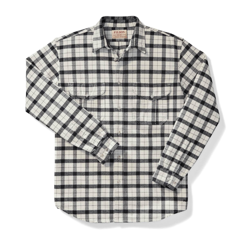 Filson Cream Guide Schwarz Herren Shirt Alaskan Xs qfrCqzw