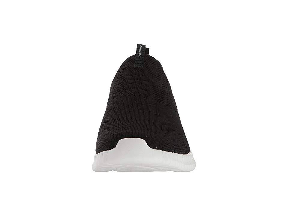 8 Elite Herren Größe Schwarz Flex Skechers Weiß Wasick Sportschuhe 5 wqd0C5