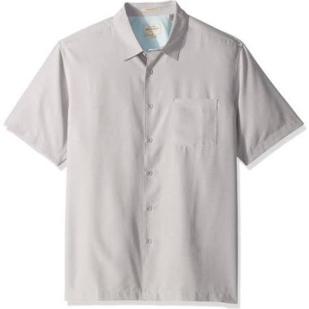 Manga Para Waterman Centinela Quiksilver Corta Camisa De Eqmwt03231 Hombre 54wn1x1f
